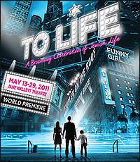 To Life - The Harold Green Jewish theatre Company in Toronto